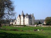 Château de Bourgon à Montourtier