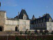 Chateau de Villandry - vue depuis la route