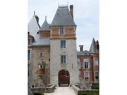 Entrée château de La Bussière