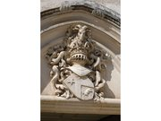 Blason du château de Saint-Brisson sur loire