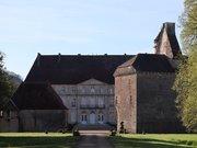 Vieux et nouveau châteaux de Thenissey