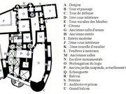 plan chateau aubenas