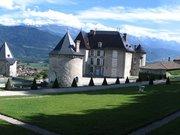 Château du Touvet - vue Panoramique