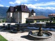 Château du Touvet - Fontaines