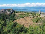 Château-Vieux d'Allinges et son panorama