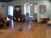 intérieur du chateau de Montrottier