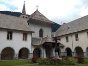Cour intérieur, Chartreuse du Reposoir