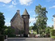 Angmards salers chateau tremoliere