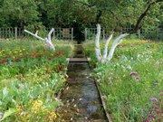 Les jardins du Château de La Trémolière