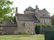 Ally, château de la Vigne, nord