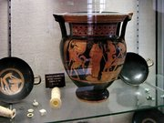 Pièce exposée au musée du Fort de Matra