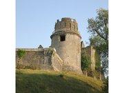 Château de Bidache - donjon - vue du Thys