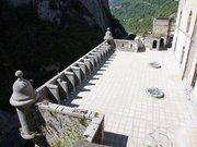 Terrasse du Fort du Portalet