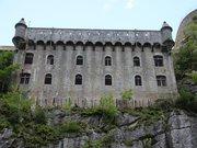 Façade Fort du Portalet
