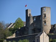 Castle in Bertholene