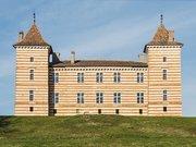 Laréole - Le chateau - Façade sud-ouest