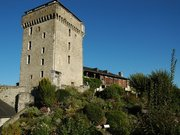 La Tour du Château fort de Lourdes
