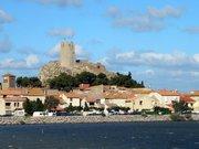 Le chateau de Gruissan - Tour Barberousse
