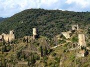 Castles of Lastours