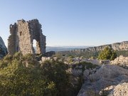 Ruine du Château de Montferrand