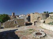 Château de Canet-en-Roussillon - Partie SO