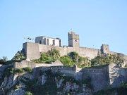 La citadelle de Sisteron, vue générale