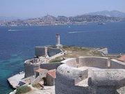 Marseille Château d'If