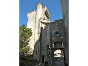 Château de Tarascon - cour d'entrée 01