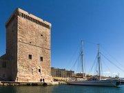 Fort Saint-Jean, Marseille, April, 2017-2