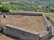 Fort Dauphin, une redoute. France