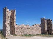 Remparts et vestiges du château d'Hyères