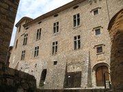 Chateau -facade- Montfort-sur-Argens 7310