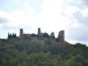 Ruine du château de Pontevès