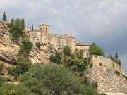 Vaison-la-Romaine et le château comtal