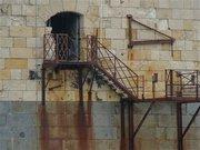 Une entrée de Fort-Boyard