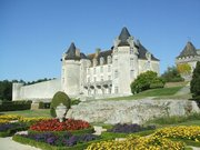 Jardin du Chateau La Rochecourbon