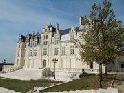 Château de Montchaude, Corps de Logis, south side