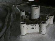 Modèle du Château de Coucy à la Port de Soisson