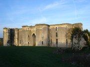 Façade du château de la Ferté-Milon