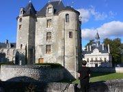 Vic-sur-Aisne donjon et hôtel-de-ville
