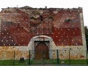 Château de Ham (Somme), entrée