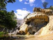 La Fontaine pétrifiante de Réotier