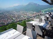 Restaurant du téléphérique, Bastille - Grenoble