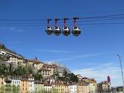 Téléphérique de Grenoble-Bastille