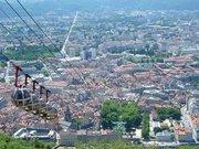 Telepherique Grenoble Bastille