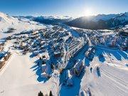 Domaine skiable - Les Sybelles