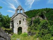 Gimel église St Étienne de Braguse