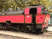 Krupp 0-8-0T Industrial steam engine