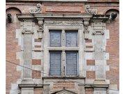 Fenêtre Renaissance à Toulouse- Hôtel d'Assézat
