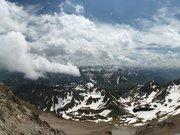 Vue panoramique depuis le Pic du Midi de Bigorre